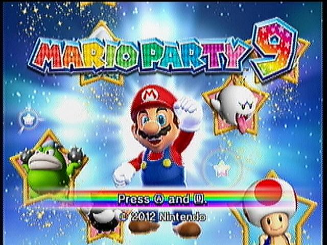Mario Party 9 | SlickGaming