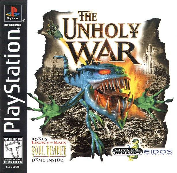 Download The Unholy War Torrent PS1 1998