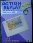 Action Replay Cover