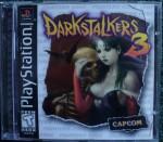 Darkstalkers 3 Cover