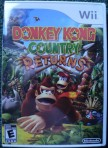 Donkey Kong Country Returns Cover