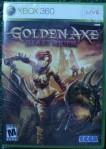 Golden Axe Beast Rider Cover