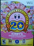 Kirby 20th Anniversary Cover
