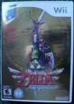 Legend of Zelda Skyward Sword Cover