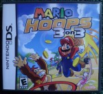 Mario Hoops 3 on 3 Cover