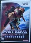 Metroid Prime 3 Corruption Cover