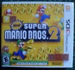 New Super Mario Bros 2 Cover