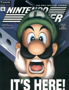 Nintendo Power Issue 150 Cover