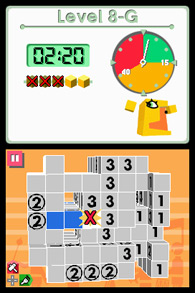 Picross 3D Gameplay 3