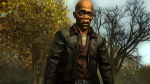 Samuel L Jackson in The Walking Dead The Game