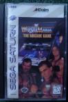 Wrestlemania the Arcade Game Cover