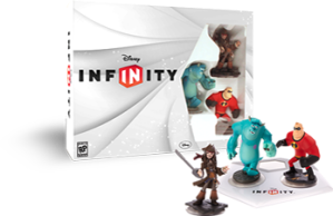 Disney Infinity Packaging