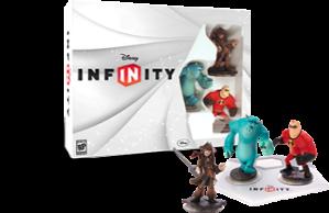 Disney Infinity Packaging