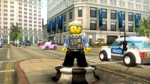 LEGO City Undercover Gameplay 1