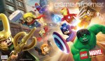 LEGO Marvel Superheroes Game Informer Cover