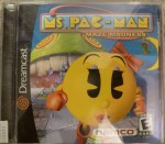 Ms Pac-Man Maze Madness Cover