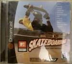 MTV Skateboarding Cover