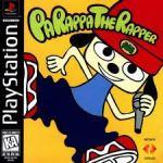 Parappa the Rapper PS1 Cover
