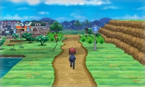 Pokemon XY Gameplay 1