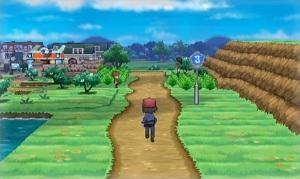Pokemon XY Gameplay 1