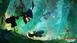 Rayman Legends Art