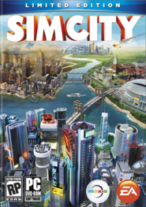 SimCity 2013 Cover