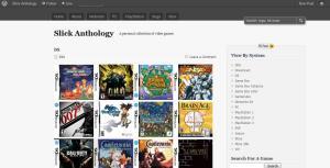 Slick Anthology Pic