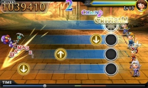 Theatrhythm Gameplay 1