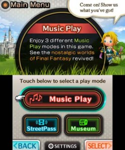 Theatrhythm Gameplay 5