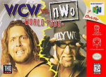 WCW vs nWo World Tour Cover