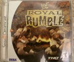 WWF Royal Rumble Cover