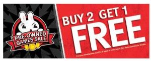 Buy 2 Get 1 Free Ad