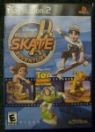 Disneys Extreme Skate Adventure Cover