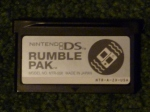 DS Rumble Pak Cartridge
