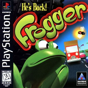 Frogger (PS1) Cover