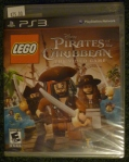 LEGO Pirates of the Caribbean (PS3) Cover