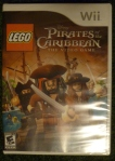 LEGO Pirates of the Caribbean (Wii) Cover