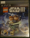 LEGO Star Wars Episode III Cover