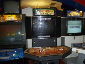 Capcom vs SNK 2, Street Fighter III: 3rd Strike, and Marvel vs. Capcom 2
