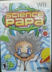 Science Papa (Wii) Cover
