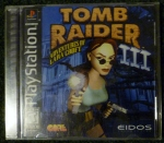 Tomb Raider III Cover