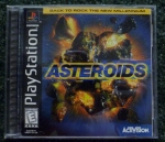Asteroids Cover
