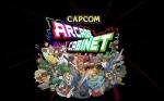Capcom Arcade Cabinet Art