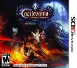 Castlevania Mirror of Fate Cover