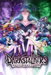 Darkstalkers Resurrection Cover