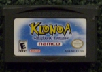 Klonoa Empire of Dreams Cartridge