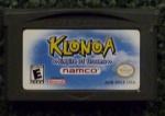 Klonoa Empire of Dreams Cartridge