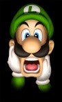 Luigis Mansion Luigi