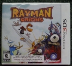 Rayman Origins (3DS) Cover