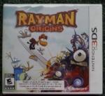 Rayman Origins (3DS) Cover